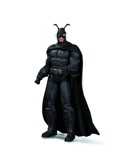 BATMAN ARKHAM CITY RABBIT HOLE BATMAN ACTIONFIGUR
