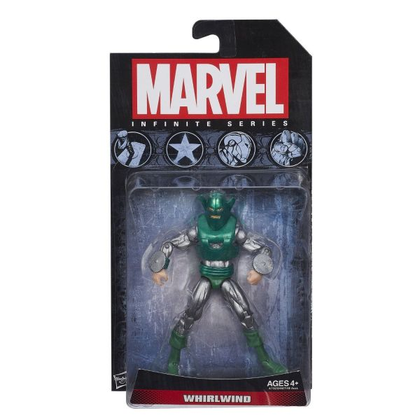 MARVEL INFINITE SERIES WHIRLWIND 10cm ACTIONFIGUR