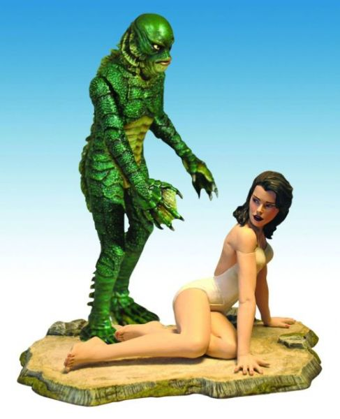 UNIVERSAL MONSTERS DIAMOND SELECT CREATURE FROM THE BLACK LAGOON ACTIONFIGUR