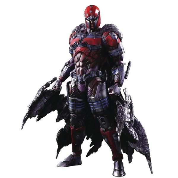 MARVEL UNIVERSE VARIANT PLAY ARTS KAI MAGNETO ACTIONFIGUR