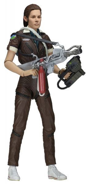 ALIENS SERIES 6 ALIEN ISOLATION AMANDA RIPLEY (JUMPSUIT VERSION) ACTIONFIGUR