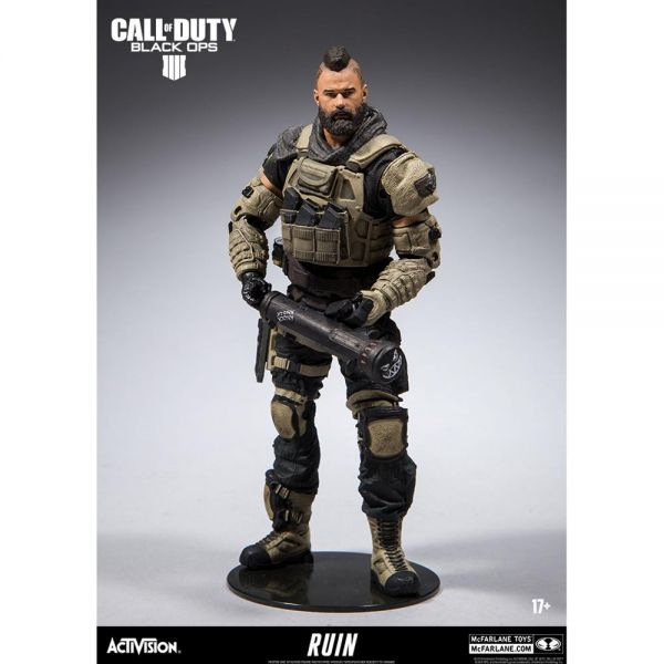 "CALL OF DUTY SPECIALIST DONNIE ""RUIN"" WALSH"