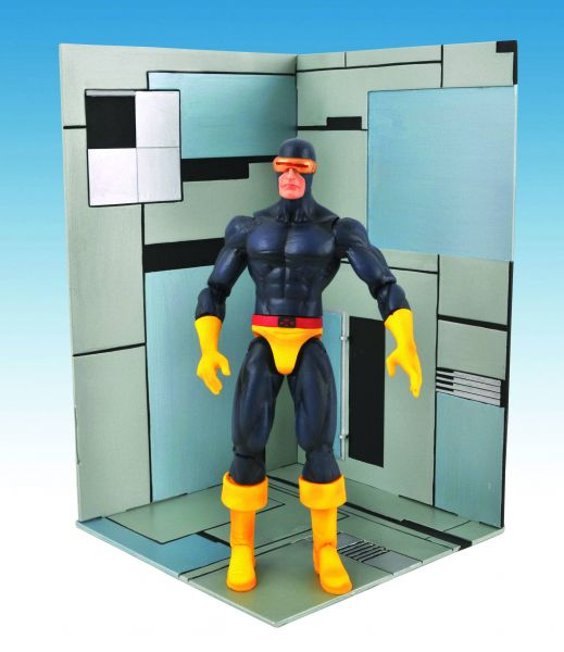 MARVEL SELECT CYCLOPS ACTIONFIGUR