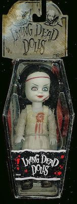 Living Dead Dolls - Bride Of Valentine 4inch