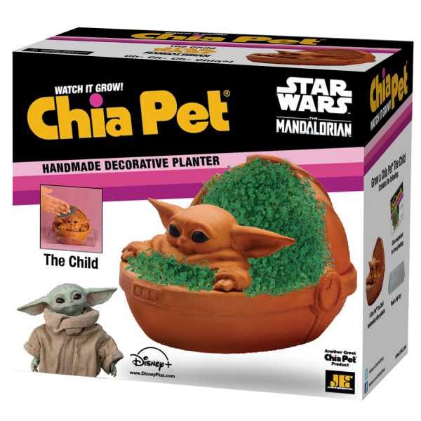STAR WARS THE CHILD CHIA PET