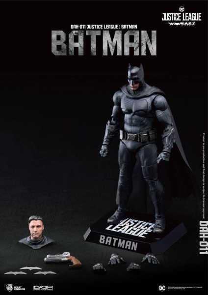 JUSTICE LEAGUE MOVIE DAH-011 DYNAMIC 8-CTION HEROES BATMAN PX ACTIONFIGUR