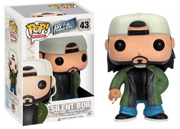 POP Jay & Silent Bob Strike Back SILENT BOB