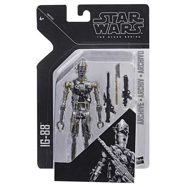 STAR WARS ARCHIVE IG-88 ACTIONFIGUR