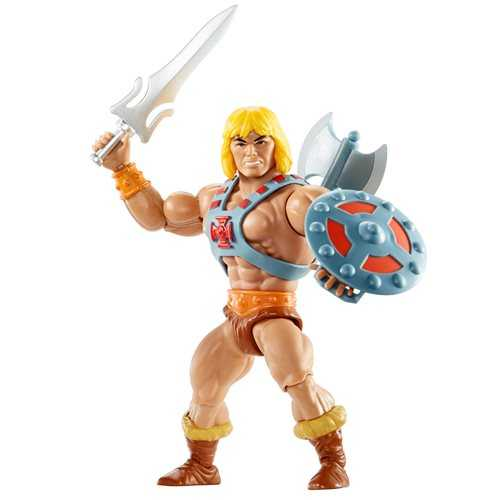 VORBESTELLUNG ! Masters of the Universe Origins He-Man Actionfigur US Version