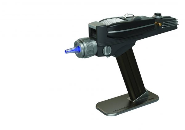STAR TREK ORIGINAL SERIES PHASER REPLICA UNIVERSAL REMOTE