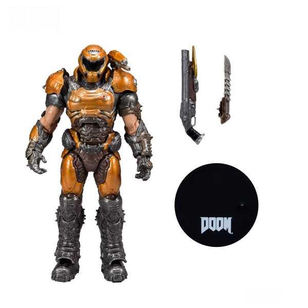 Doom Series 2 Doom Slayer Phobos 7 Inch Actionfigur