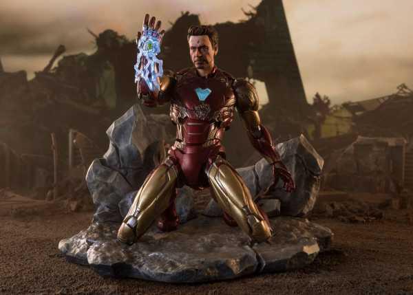 VORBESTELLUNG ! Avengers: Endgame S.H. Figuarts Iron Man Mk-85 (I Am Iron Man Edt) 16 cm Actionfigur