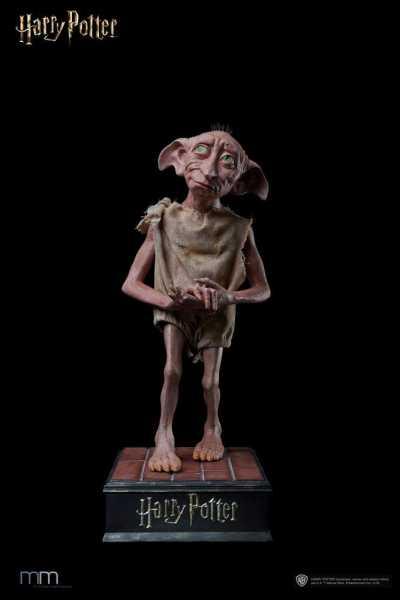 VORBESTELLUNG ! Harry Potter Life-Size Statue Dobby Ver. 2 107 cm