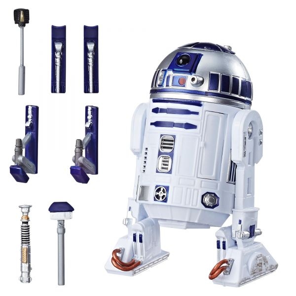 Star Wars The Black Series 40th Anniversary R2-D2 15cm Actionfigur