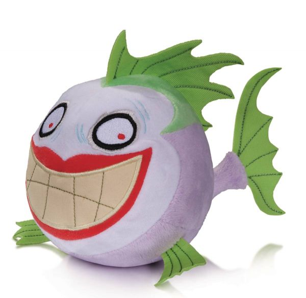 DC COMICS SUPER PETS JOKER FISH PLÜSCH-FIGUR