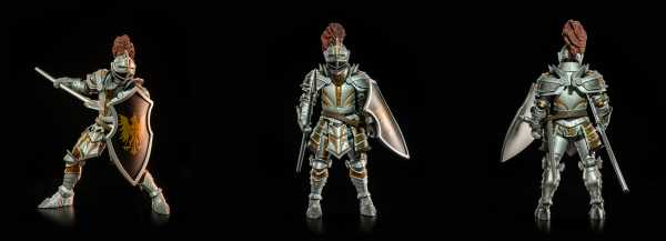 VORBESTELLUNG ! Mythic Legions All Stars 4 Sir Owain Actionfigur