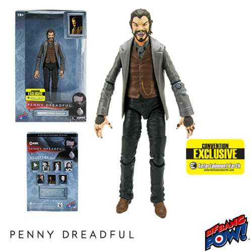 PENNY DREADFUL WEREWOLF ETHAN CHANDLER 15 cm ACTIONFIGUR CONVENTION EXCLUSIVE