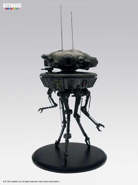 VORBESTELLUNG ! Star Wars Elite Collection Probe Droid 22 cm Statue