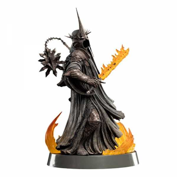 VORBESTELLUNG ! Der Herr der Ringe Figures of Fandom The Witch-King of Angmar 31 cm PVC Statue