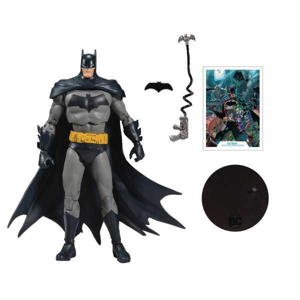 DC BATMAN / SUPERMAN MODERN BATMAN 7 INCH ACTIONFIGUR