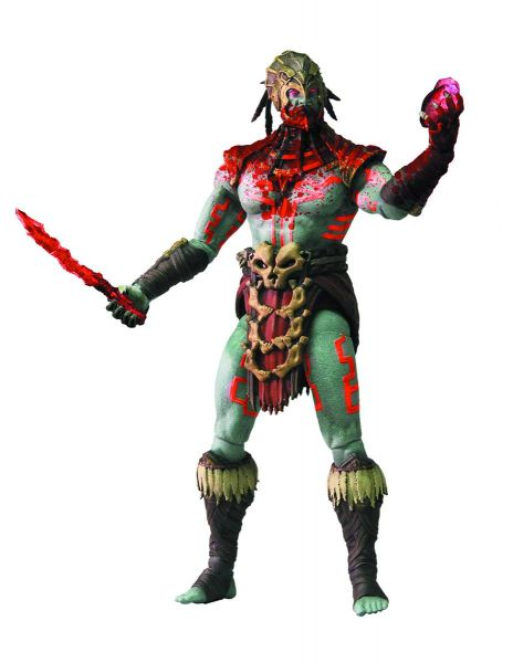 MORTAL KOMBAT X KOTAL KHAN BLOOD GOD VARIANT PX 15cm ACTIONFIGUR