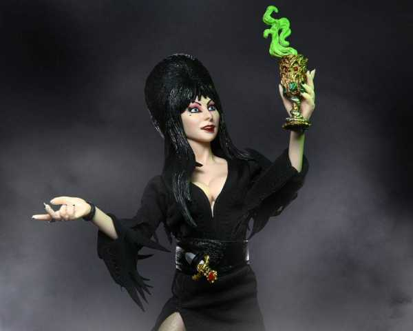 VORBESTELLUNG ! Elvira, Mistress of the Dark 20 cm Clothed Actionfigur
