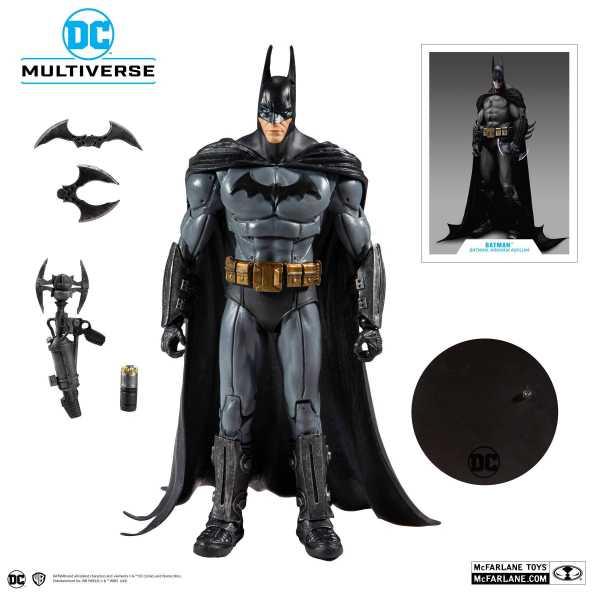 Batman Arkham Asylum Batman 18 cm Actionfigur