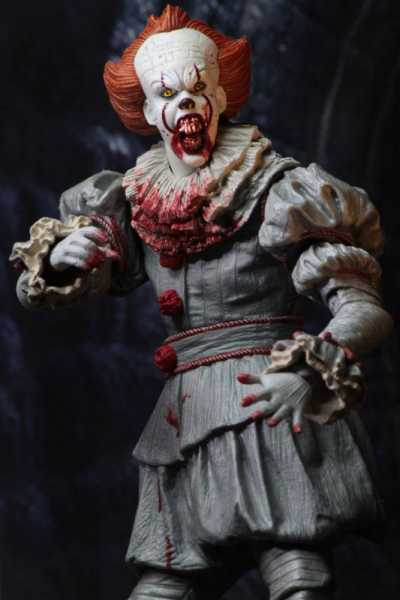 IT 2017 I heart Derry PENNYWISE ULTIMATE ACTIONFIGUR