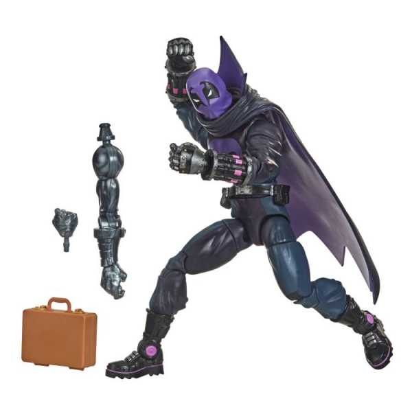 VORBESTELLUNG ! Spider-Man Marvel Legends Marvel's Prowler 6 Inch Actionfigur