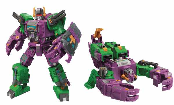TRANSFORMERS GENERATIONS WAR FOR CYBERTRON EARTHRISE TITAN SCORPONOK ACTIONFIGUR
