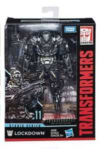 TRANSFORMERS GENERATIONS STUDIO SERIES DELUXE LOCKDOWN ACTIONFIGUR