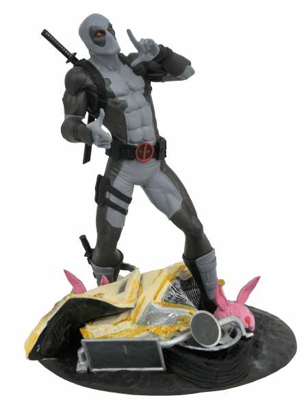 SDCC 2019 MARVEL GALLERY X-FORCE TACO TRUCK DEADPOOL STATUE
