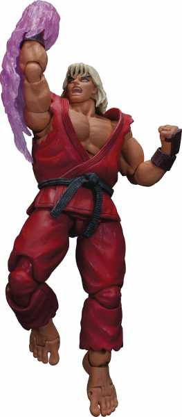 STORM COLLECTIBLES ULTRA STREET FIGHTER II VIOLENT KEN 1/12 ACTIONFIGUR
