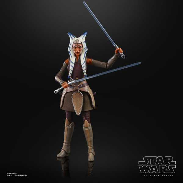 Star Wars The Black Series Ahsoka Tano 6 Inch Actionfigur
