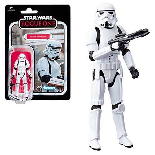 Star Wars The Vintage Collection 3 3/4-Inch Imperial Stormtrooper Actionfigur