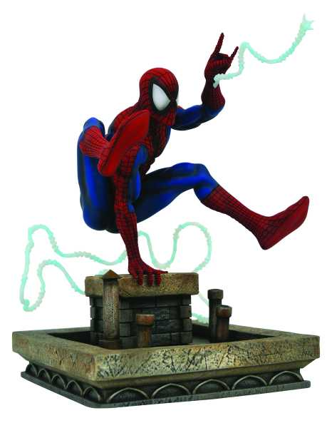VORBESTELLUNG ! MARVEL GALLERY 90S SPIDER-MAN PVC STATUE