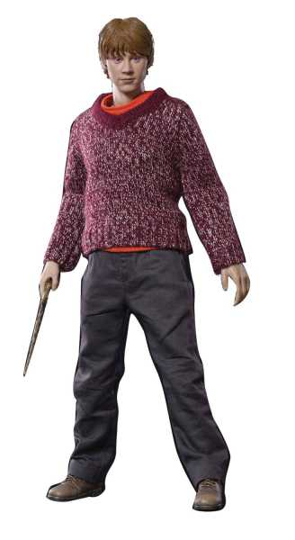 HARRY POTTER THE PRISONER OF AZKABAN RON WEASLEY 1/6 ACTIONFIGUR SPECIAL VERSION
