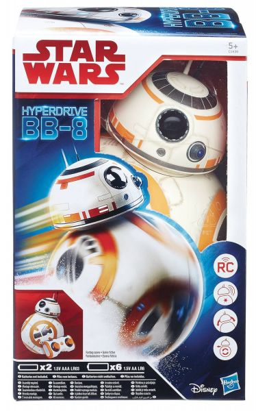 Star Wars EPISODE 8 HYPERDRIVE BB8