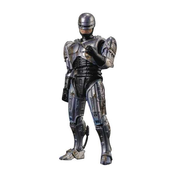 VORBESTELLUNG ! ROBOCOP 1 BATTLE DAMAGE ROBOCOP PX 1/18 SCALE ACTIONFIGUR