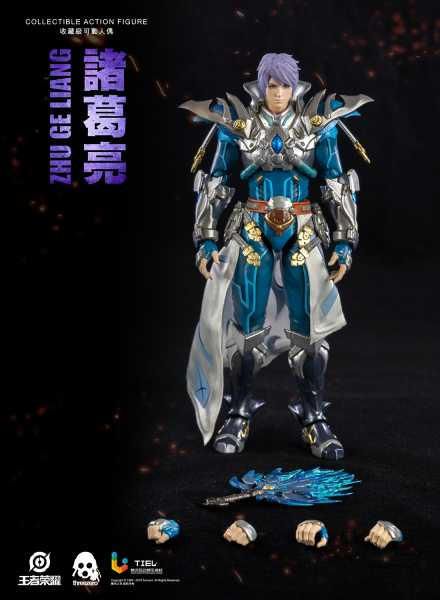 HONOR OF KINGS ZHU GE LIANG 15 cm ACTIONFIGUR