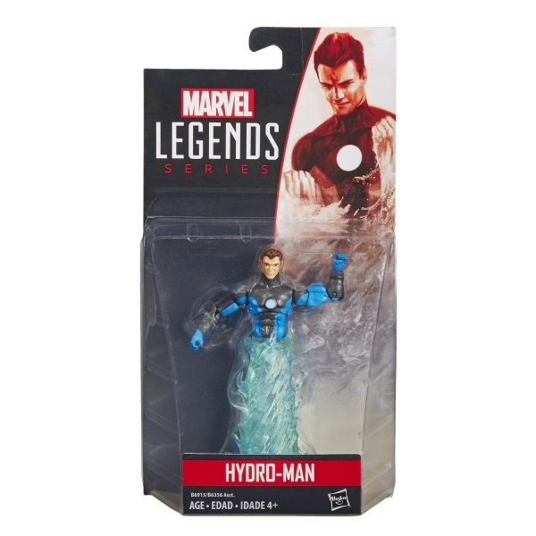 MARVEL LEGENDS SERIES HYDRO-MAN 10cm ACTIONFIGUR