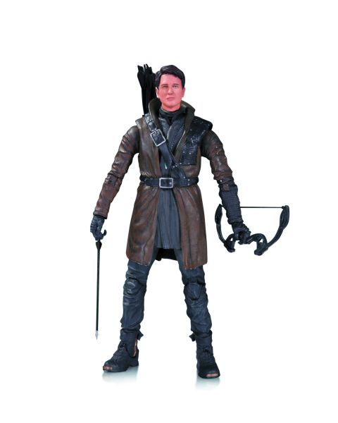 ARROW TV MALCOLM MERLYN ACTIONFIGUR