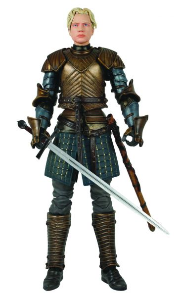 LEGACY GAME OF THRONES BRIENNE ACTIONFIGUR