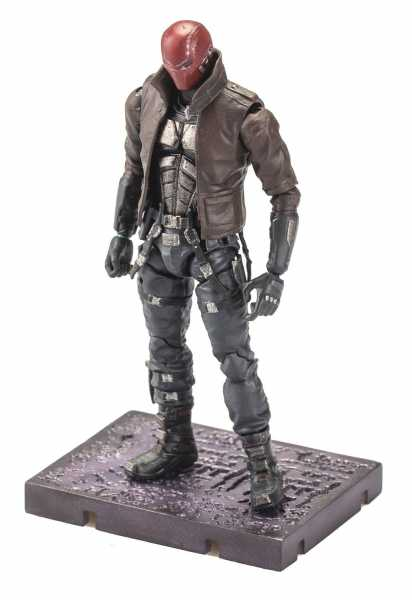 INJUSTICE 2 RED HOOD PX 1/18 SCALE ACTIONFIGUR