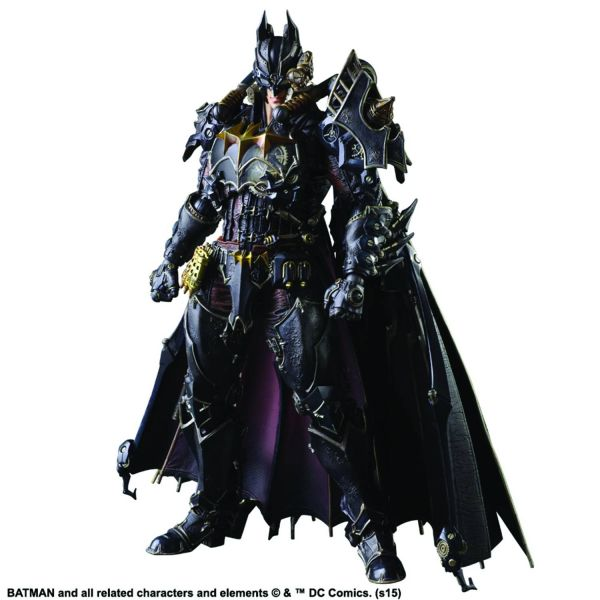 DC COMICS VARIANT PLAY ARTS KAI BATMAN STEAMPUNK VERSION ACTIONFIGUR