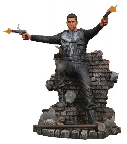 MARVEL GALLERY NETFLIX PUNISHER SEASON 1 PVC STATUE