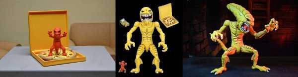 VORBESTELLUNG ! Teenage Mutant Ninja Turtles Ultimate Pizza Monster 23 cm Actionfigur