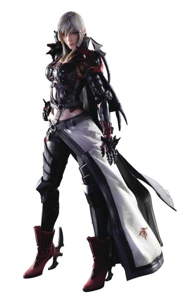 FINAL FANTASY XV PLAY ARTS KAI ARANEA ACTIONFIGUR