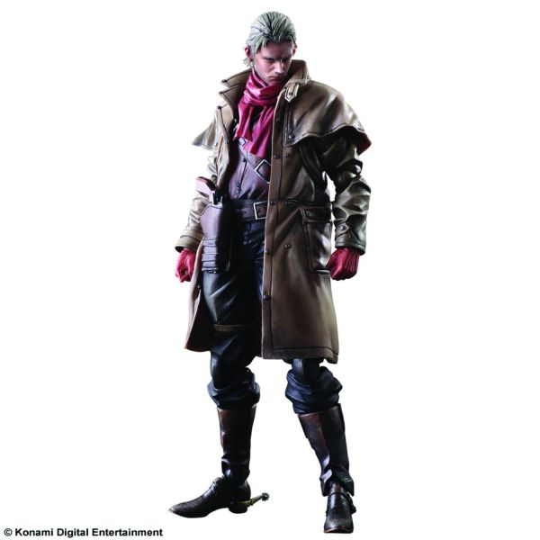 METAL GEAR SOLID V PHANTOM PAIN PLAY ARTS KAI OCELOT ACTIONFIGUR