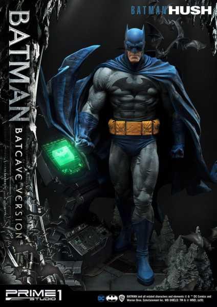 VORBESTELLUNG ! Batman Hush 1/3 Batman Batcave Version 88 cm Statue